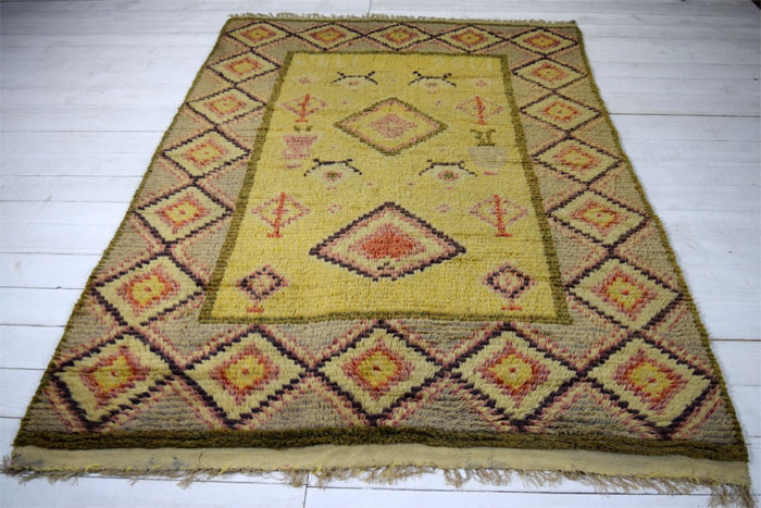 Swedish carpet 260 x 166cm